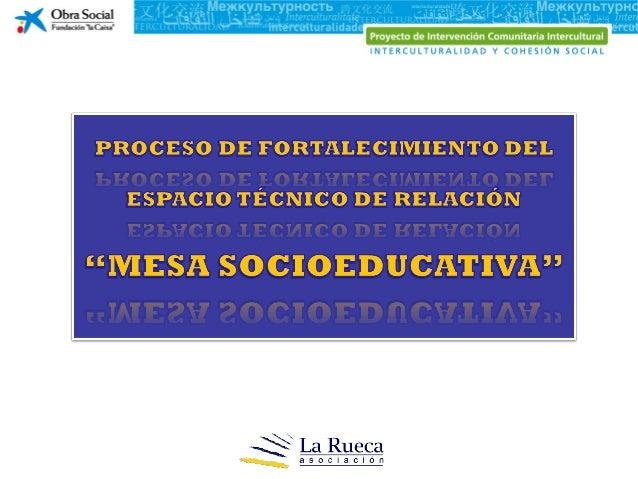 """""""Espacio interdisciplinar de organización de acciones preventivas integrales en el marco de la comunidad       educativa d..."""