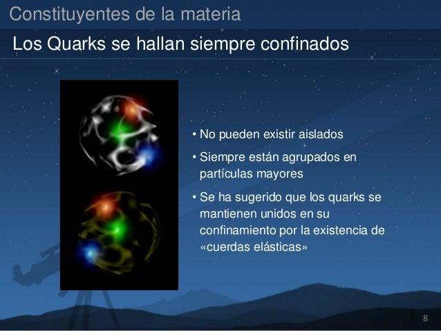 Resultado de imagen de Los Quarks confinados