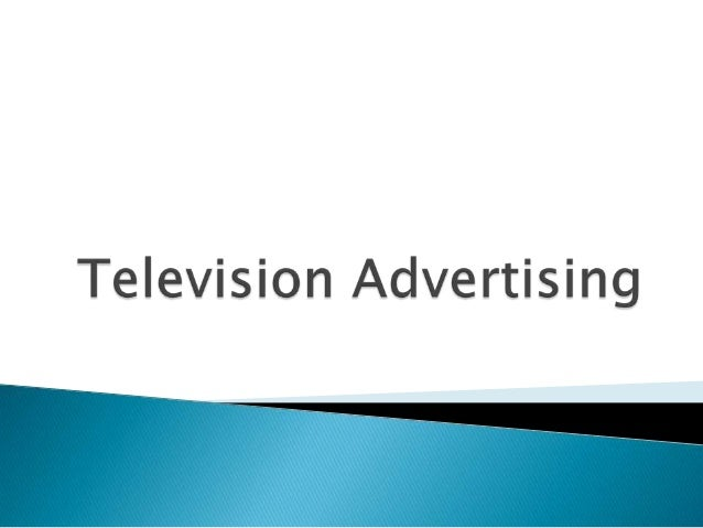 television advertisement essay Controversial television advertisement robert hampsten com 120 due january 14,2007 below is an essay on controversial television advertisement from anti essays, your source for research.