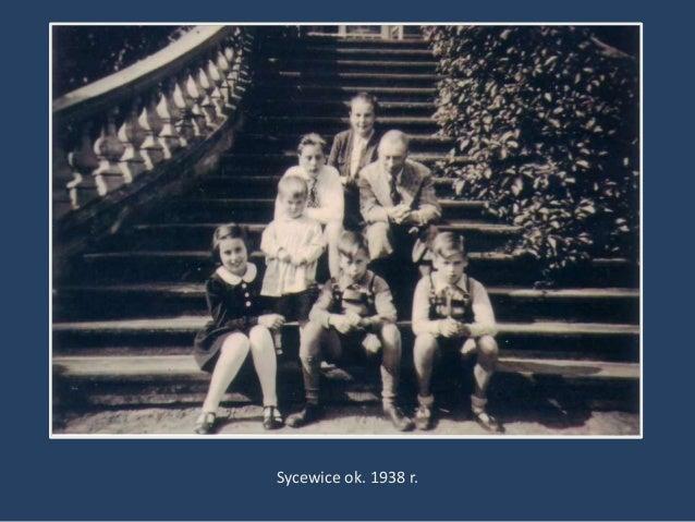 Sycewice ok. 1938 r.