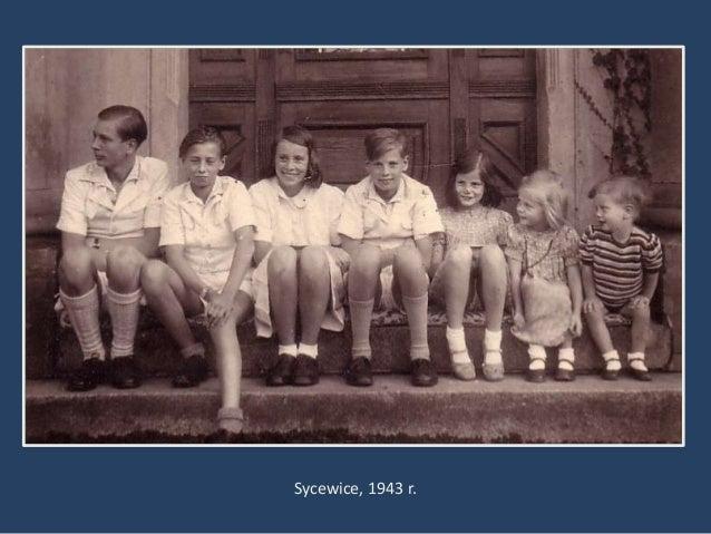 Sycewice, 1943 r.