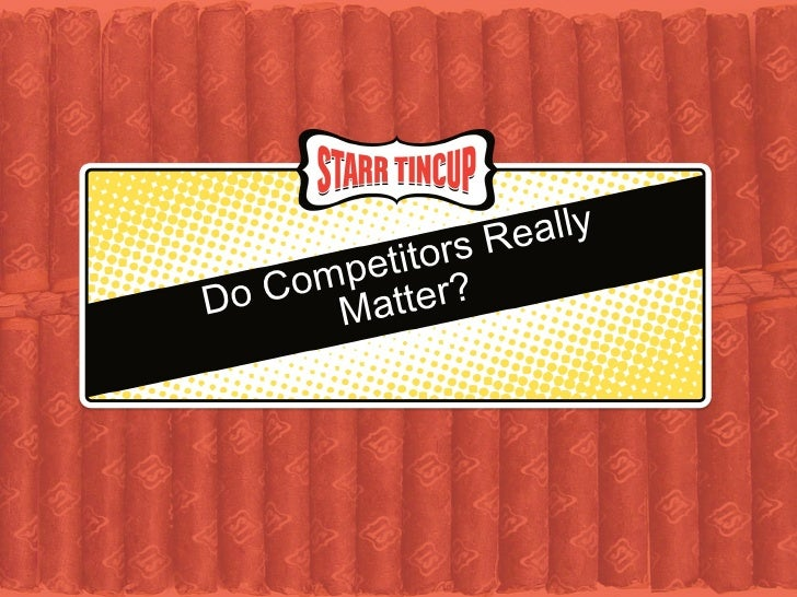 Do Competitors Really Matter?