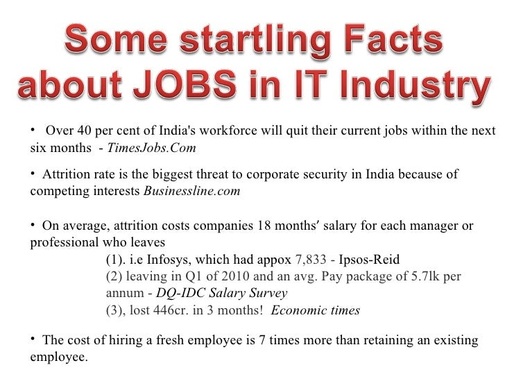<ul><ul><li>Over 40 per cent of India's workforce will quit their current jobs within the next six months  -  TimesJobs.Co...