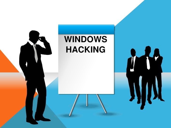Company name<br />WINDOWS<br />HACKING<br />