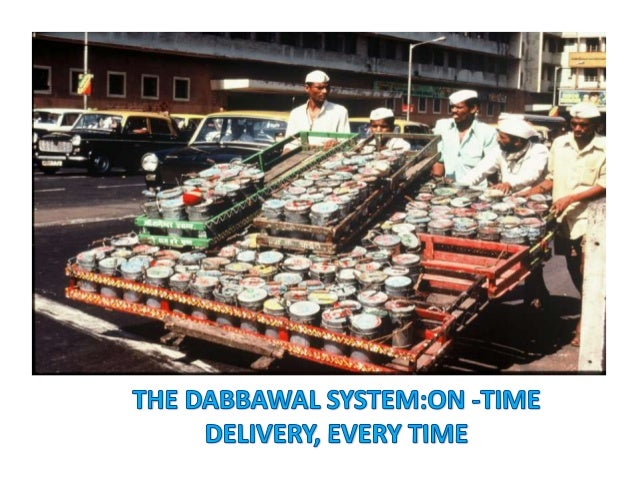 six sigma case study on mumbai dabbawala