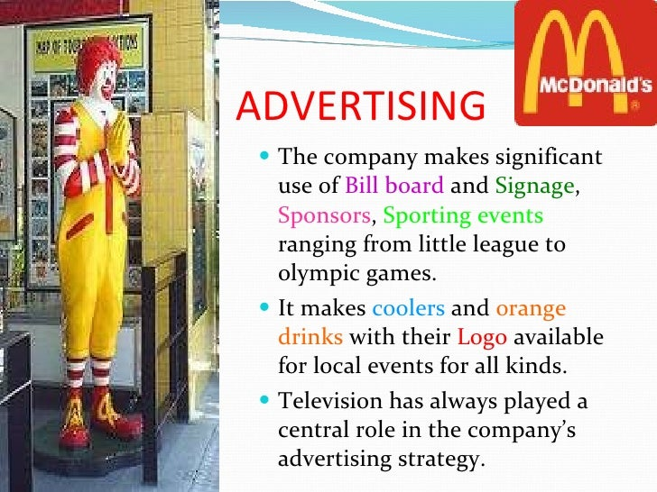 mc donalds presentation Free mcdonald's powerpoint template use this clean mcdonald's template for  your presentation about the american hamburger and fast food restaurant chain.