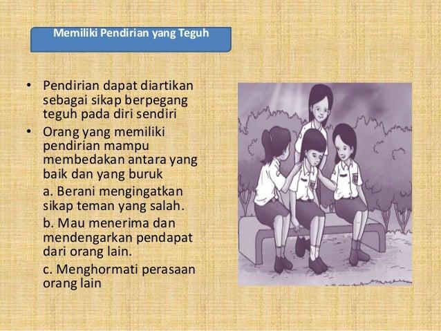Materi Pembelajaran Pkn Kelas 3sd