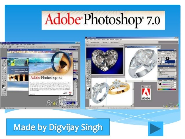 Adobe Photoshop is a softwares that willenable the students to use the various toolsand effects available for photo editin...