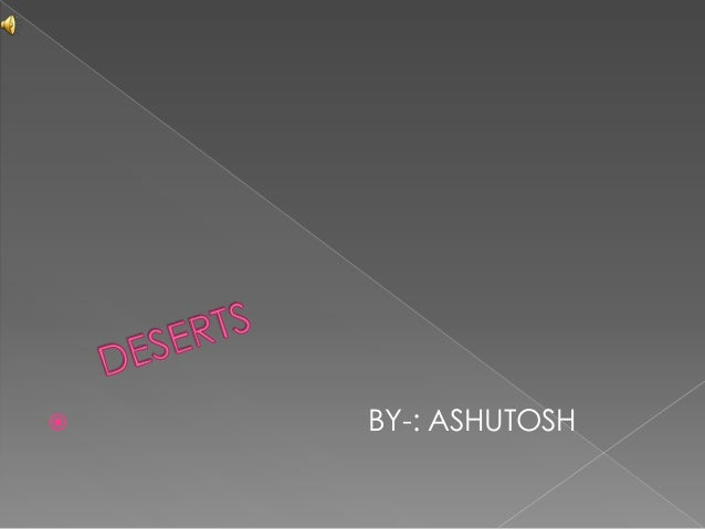    BY-: ASHUTOSH
