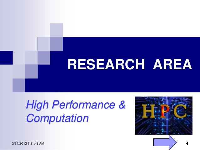 high performance computing research paper Isc high performance 2018 the event for high performance computing, networking and storage isc high performance is dedicated to tackling hpc technological development and its application in scientific fields, as well as its adoption in commercial environments.