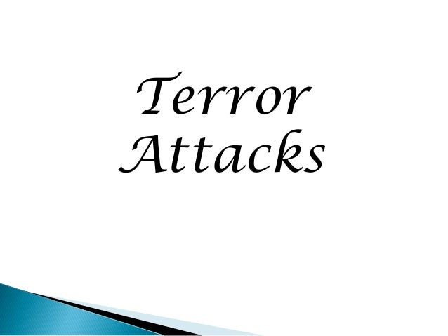 TerrorAttacks