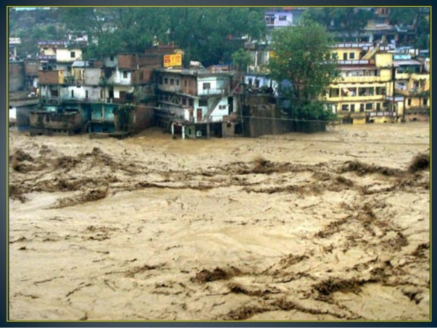 case study of uttarakhand flood disaster 2013 by