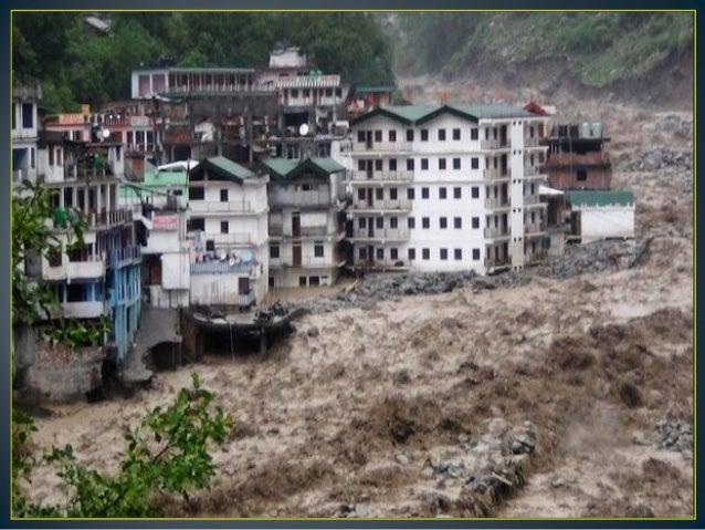 short note on uttarakhand disaster