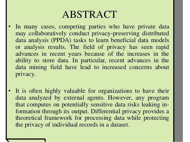 an analysis of privacy Reseach paper aimed at providing a comparative privacy analysis of social  network privacy in canada.