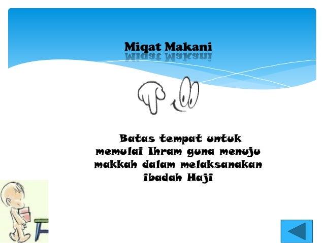 Power Poin tata cara ibadah Haji Slide 3