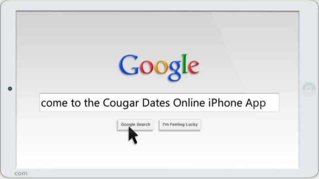 Welcome to the Cougar Dates Online iPhone App
