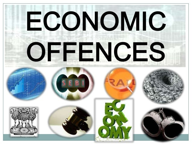 economic offences 209 legislative measures to deal with economic crimes in india animesh bharti i introduction economic offences form a separate category of criminal offences.