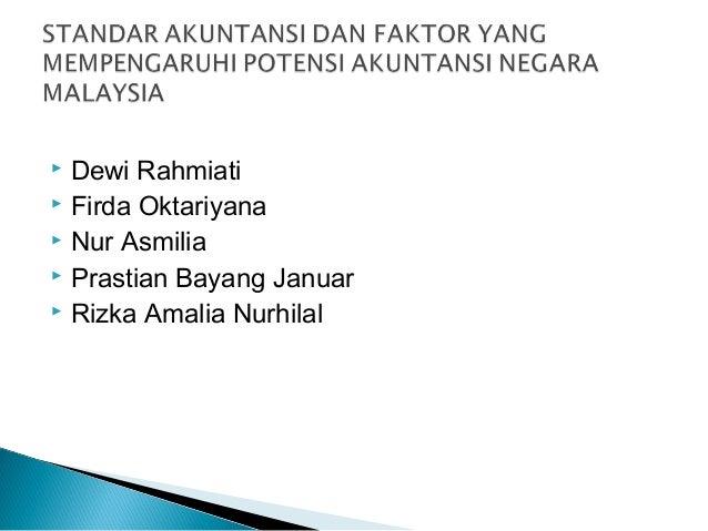  Dewi Rahmiati  Firda Oktariyana  Nur Asmilia  Prastian Bayang Januar  Rizka Amalia Nurhilal
