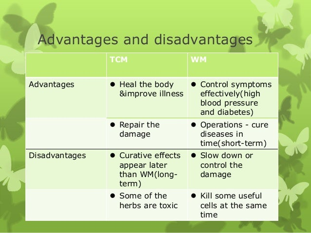 advantages disadvantages of chemical medicines This page or section includes deleted content from wikipediathe original article was at advantages_and_disadvantages_of_pesticides_and_biological_control_in_agriculture.