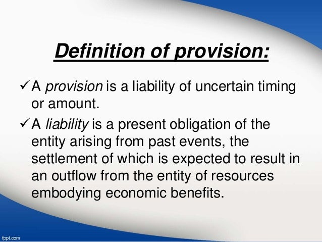 provisions contingent liabilities and contingent assets essay Statutory board financial reporting standard 37 provisions, contingent  liabilities and contingent assets (sb-frs 37) is set out in.