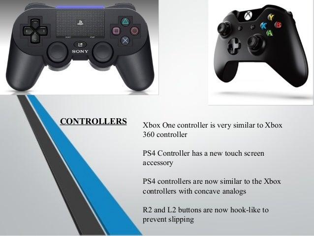 Xbox V S Ps4