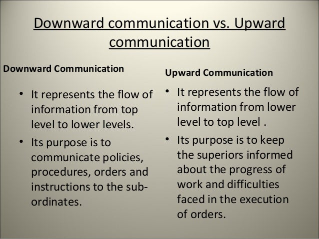 What Are the Major Barriers to Upward Communication in an Organization?