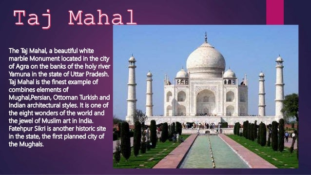 Historical Monuments Of India | Monuments Of India