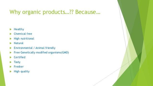 Organic Food Consumption In India