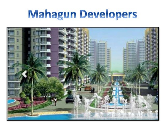 Mahagun Developers