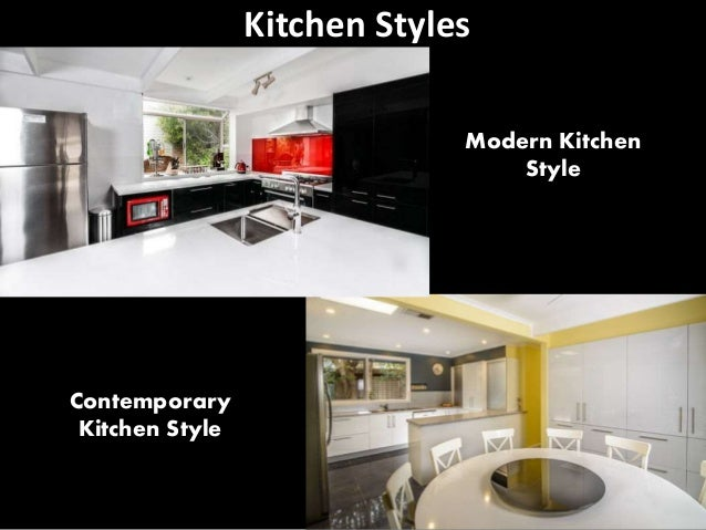 Kitchen ...