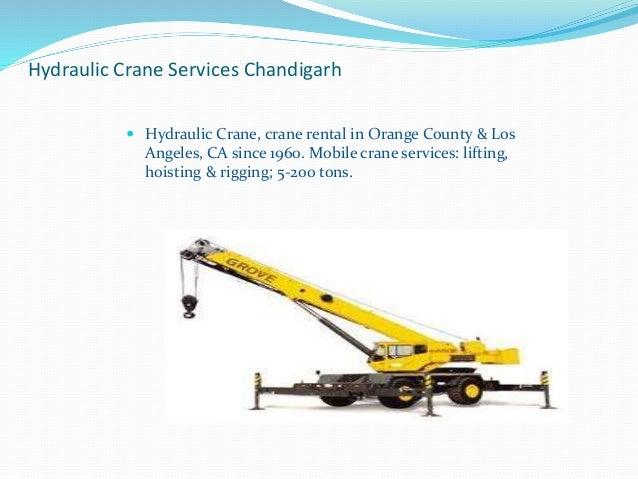 Summary -> Hydraulic Cranes Llc Mobile Crane Rental Orange County