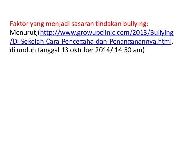 ppt.bullying  slideshare