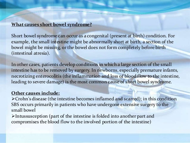 SHORT BOWEL SYNDROME_CASE STUDY