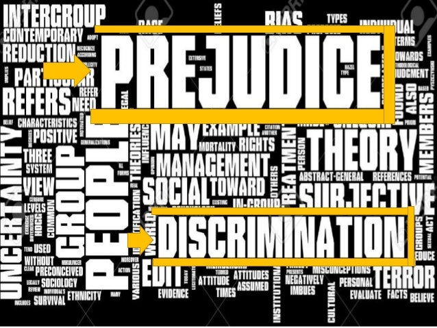 how is discrimination different from prejudice Prejudice and discrimination have been prevalent throughout human the negative form of prejudice can lead to discrimination which states that the best answer to prejudice is to bring together members of different groups so they can learn to appreciate their common experiences and.