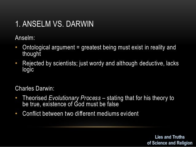 anselm ontological argument essay A:explain the traditional forms of the ontological argument as put forward by anselm and descartes: when considering an argument for god, the ontological argument is one of the most intriguing mainly because of it's a priori nature, differing from other popular theological arguments which are a posteriori such as.