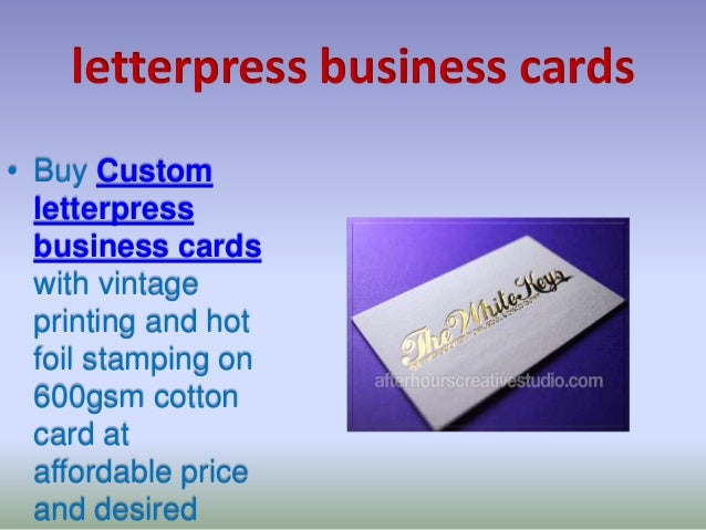 Luxury business cards in uk business cards at 3 letterpress reheart Images