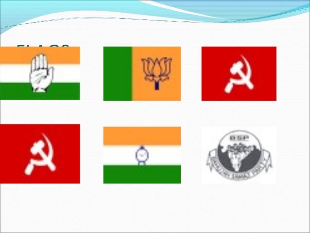 A Ppt On Political Parties Of India