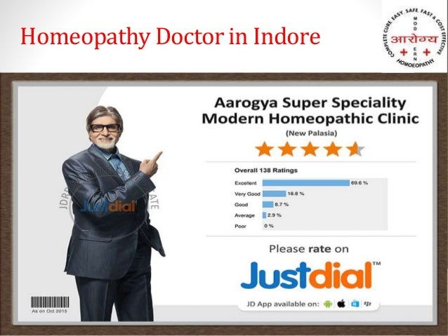 Homeopathy Doctor in Indore