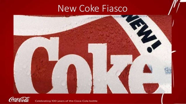 New Coke Fiasco