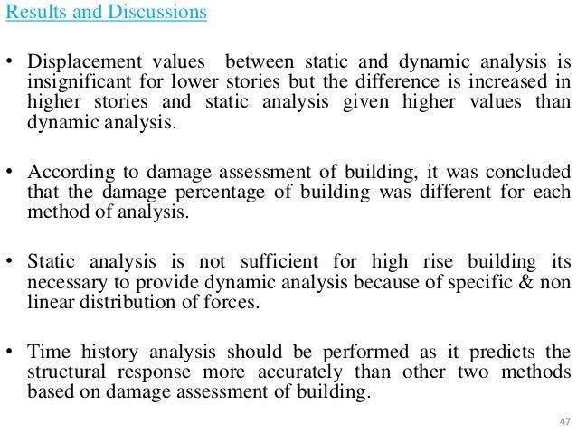 Seismic Analysis