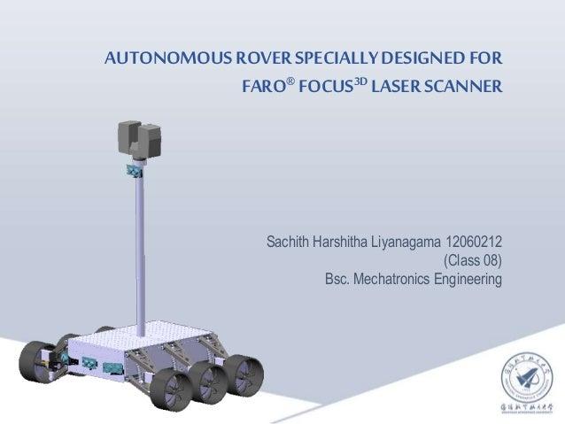 dimensional metrological scanning autonomous rover. Black Bedroom Furniture Sets. Home Design Ideas