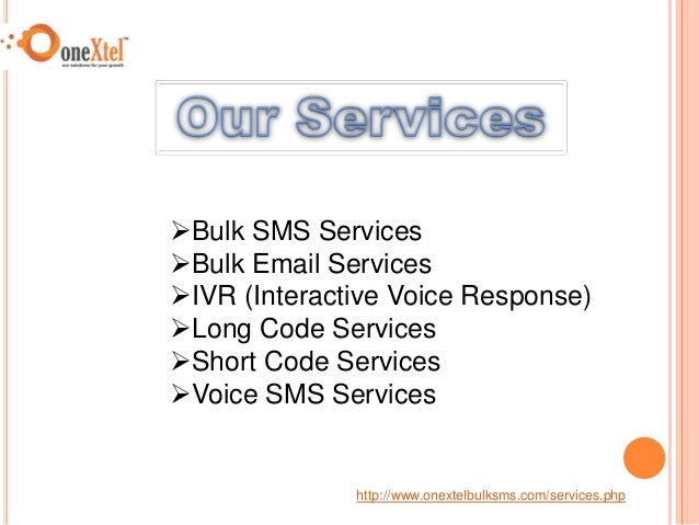 Bulk SMS Service - Bulk SMS in India Slide 2