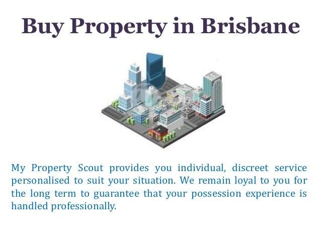 My Property Scout Brisbane