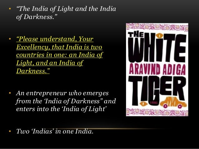 balram a revolutionary in adigas the white tiger The most noticeable theme in the white tiger is identity, followed by  individualism, entrepreneurship, and rebellion balram was determined to.
