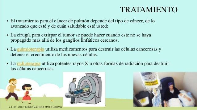 Enfermeria cancer de pulmon - Tratamiento para carcoma ...