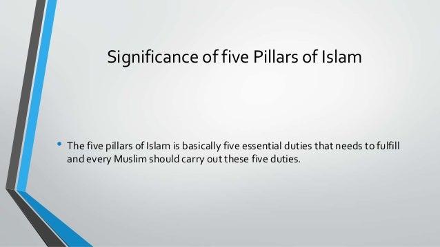 pillar of islam