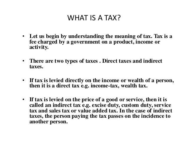 Income Tax - Investopedia
