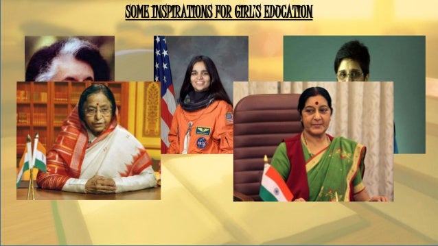 importance of girls education in india