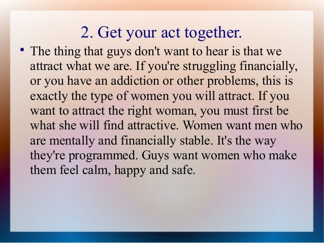 To You Dating Are The Know Woman If How Right