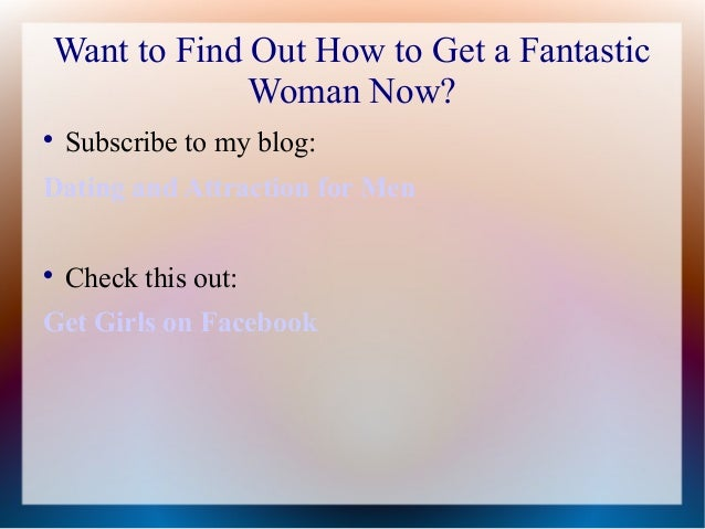 How to find success online dating as a woman